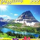 Glacier National Park, Montana  - 300 Piece Jigsaw Puzzle Puzzlebug