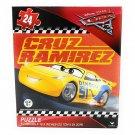 Disney Pixar Cars 3 Cruz Ramirez - 24 Piece Puzzle v7