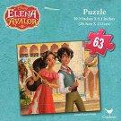 Disney Elena of Avalor - 63 Pieces Jigsaw Puzzle - v1