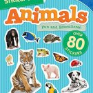 My Favorite Sticker Book: Animal by Beaver Books (2013-01-01)