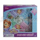 New New Disney Princess Sofia the First Board Game Pop-up Game for Kids
