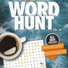 Large Print Word Hunt - All New Puzzles - (2016) - Vol.30