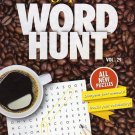 Large Print Word Hunt - All New Puzzles - (2016) - Vol.29