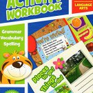 ( Set of 2 Workbooks ) Learning Activity Workbook - Language Arts + Math - Grades 1-2