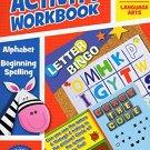 ( Set of 2 Workbooks ) Learning Activity Workbook - Language Arts + Math - Grades 1