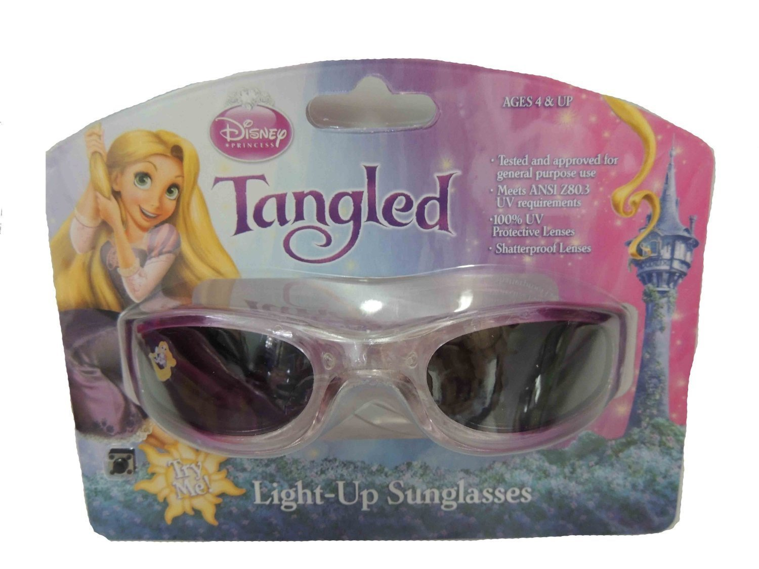 Disney Tangled Light-Up Sunglasses