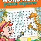 Beginner Word Hunt-Puzzle Explorer Paperback – January 1, 2015