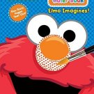 Sesame Street Paint With Water - Elmo Imagines by Kappa Books Publishers (2015) Paperback