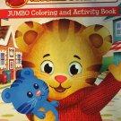 Daniel Tiger's Neighborhood Jumbo Coloring & Activity Book Nifty-Galifty