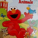 Sesame Street Elmo's First Book of Animals