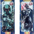 Classic Star Wars Tower Puzzle Set Darth Vader and Boba Fett