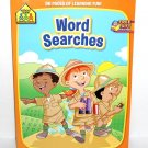 School Zone Youth Word Searches of 96 Pages of Learning Fun