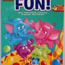 School Zone Fantastic Fun! Mazes, Hidden Pictures, Dot-to-Dots, Crosswords, Word Searches