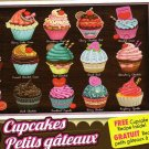 Sweet Temptation - 300 Pieces Jigsaw Puzzle + Free Cupcake Recipe Inside