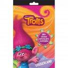 Trolls Stickerland Pad 295 Stickers
