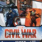 Captain America Civil War Jumbo Playing Cards