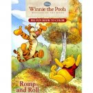 Winnie the Pooh Wonders of the Wood ~ Romp & Roll (Big Fun Book to Color) (Paperback) - Common