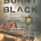 Burnt Black: A Cliff St. James Novel (Cliff St. James Novels)
