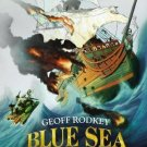 By Geoff Rodkey Blue Sea Burning (The Chronicles of Egg)