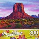 PuzzleBug 300 Piece Puzzle ~ Monument Valley In Utah And Arizona