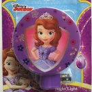 Disney Junior Princess Sofia the First Night Light Variety (Purple)