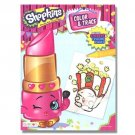Shopkins 48pg Color and Trace-68748