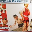 Norman Rockwell 500 Pieces Jigsaw Puzzle Cousin Reginald Goes Swimming
