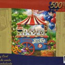 Pepsi-Cola Vintage Puzzle Collection - Vending Cart - 500 Piece Jigsaw Puzzle