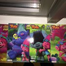 Trolls Coloring Book Bundle Set of 4