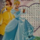 Disney Princess Word Search Puzzle Book / DPWS