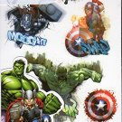 Avengers temporary Watercolor Tattoos - 10 Tattoos