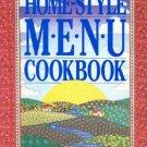 Mrs. Witty's Home-Style Menu Cookbook [Jan 10, 1990] Witty, Helen