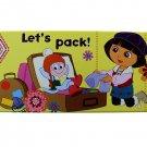 Let's Pack Dora the Explorer Tin Box - Dora the Explorer Tin Pencil Box