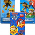 Paw Patrol Tower 24 Piece Puzzle, Set of 3