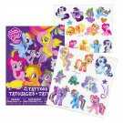 Savvi Disney Temporary Tattoos for Kids (My Little Pony)