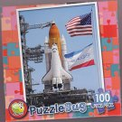 Puzzlebug 100 ~ Shuttle Launch Pad by LPf