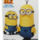 Dispicable Me 2 Big fun Book to Color Yellow Ops Coloring Book