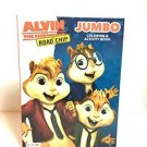 The Road Trip Jumbo Coloring & Activity book by Alvin and the Chipmunks