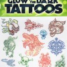 Glow in the Dark Temporary Tattoos - 20 Tattoos By Savvi - V4