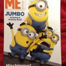 Despicable Me Minion Made Jumbo Coloring & Activity Book ~ Mischievous!
