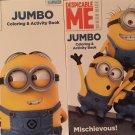 Despicable Me Jumbo Coloring & Activity Book ~ Bello & Mischievous