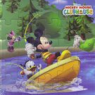 1 piece of Disney Mickey Mouse 24pc 6-Astd. Jigsaw Puzzle