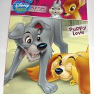Bendon Disney Animal Friends Puppy Love A Fun Book To Color (96 pages)