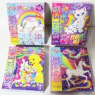 Lisa Frank 48 Piece Jigsaw Puzzle (Assorted, Styles Vary) (Pack of 4)