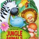Fan-Tab-U-Lus Jungle Animals Board Book [Board book] [Jan 01, 2012]