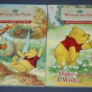 Winnie the Pooh Wonders of the Wood Big Fun Book to Color 2-Pack