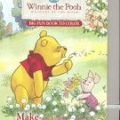 Winnie the Pooh Wonders of the Wood Big Fun Book to Color ~ Make a Wish