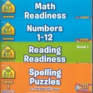 """School Zone """"And I Know It!"""" Learning Set of 5 for Grades K-1"""