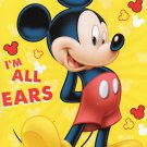 Mickey and Friends ''I'm All Ears'' Big Fun Book to Color