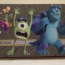 Monsters University Tin Storage Box OK Oozma Kappa